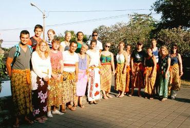 Klassenverbund-Auslandssemester-Bali